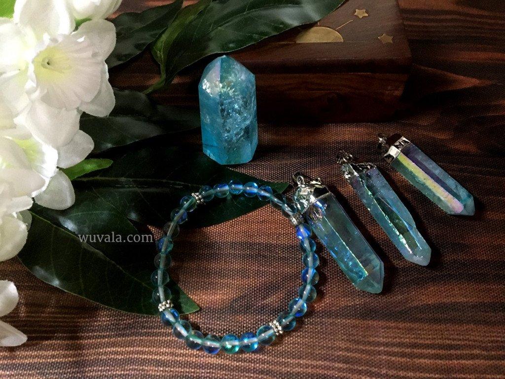 aqua-aura-quartz crystal